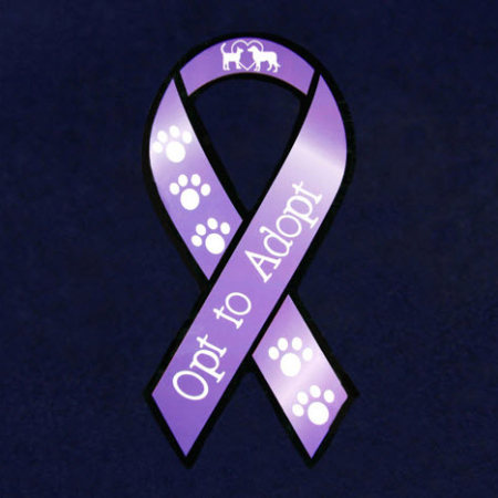 Opt To Adopt Ribbon